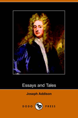 Essays and Tales (Paperback)