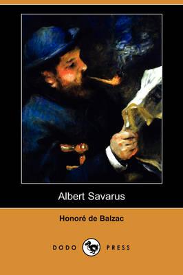 Albert Savarus (Paperback)