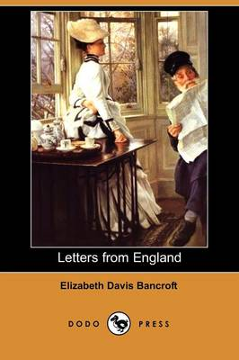 Letters from England (Dodo Press) (Paperback)
