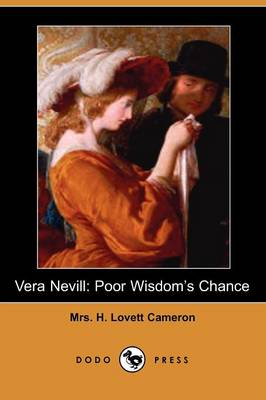 Vera Nevill: Poor Wisdom's Chance (Paperback)