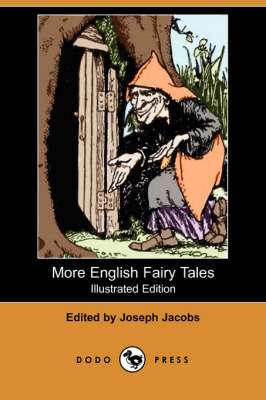 More English Fairy Tales (Illustrated Edition) (Paperback)