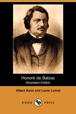 Honore de Balzac (Illustrated Edition) (Paperback)