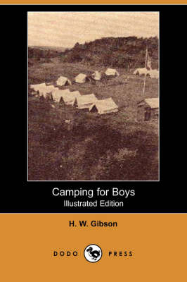 Camping for Boys (Illustrated Edition) (Dodo Press) (Paperback)