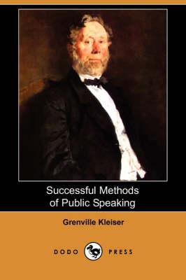 Successful Methods of Public Speaking (Dodo Press) (Paperback)