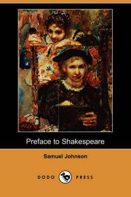Preface to Shakespeare (Dodo Press) (Paperback)