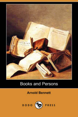 Books and Persons (Dodo Press) (Paperback)