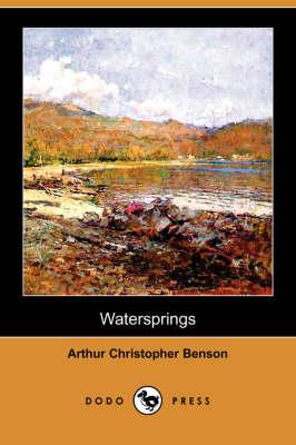 Watersprings (Dodo Press) (Paperback)
