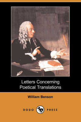 Letters Concerning Poetical Translations (Dodo Press) (Paperback)