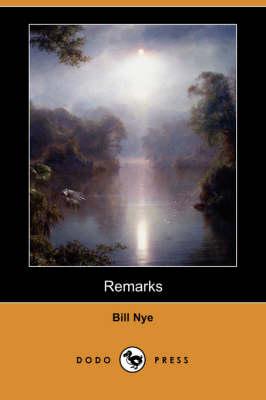 Remarks (Dodo Press) (Paperback)