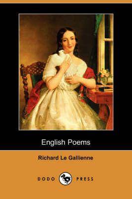 English Poems (Dodo Press) (Paperback)