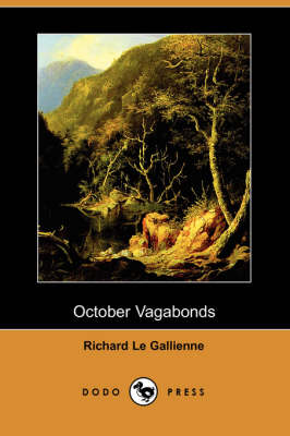 October Vagabonds (Dodo Press) (Paperback)