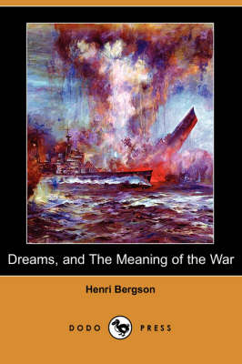 Dreams and the Meaning of the War (Paperback)