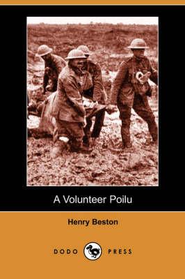 A Volunteer Poilu (Dodo Press) (Paperback)