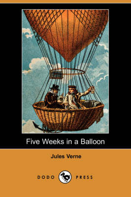 Five Weeks in a Balloon (Paperback)