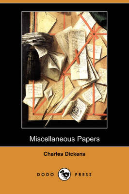Miscellaneous Papers (Dodo Press) (Paperback)