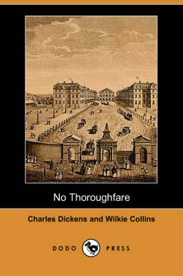 No Thoroughfare (Dodo Press) (Paperback)