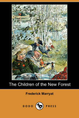 The Children of the New Forest (Dodo Press) (Paperback)