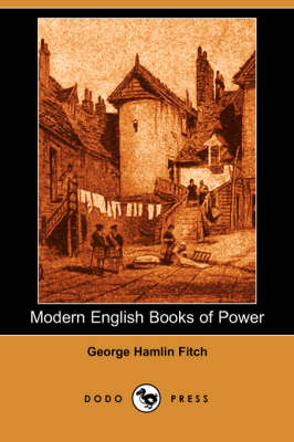 Modern English Books of Power (Illustrated Edition) (Dodo Press) (Paperback)