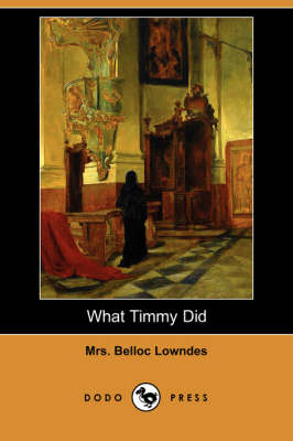 What Timmy Did (Dodo Press) (Paperback)