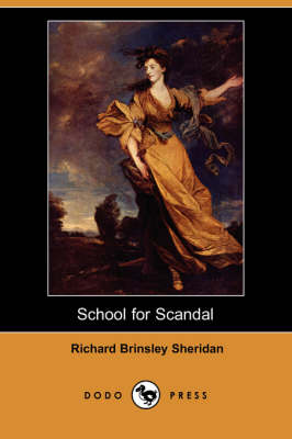 School for Scandal (Dodo Press) (Paperback)