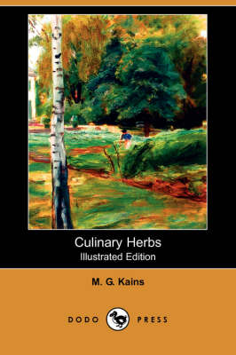 Culinary Herbs (Illustrated Edition) (Dodo Press) (Paperback)
