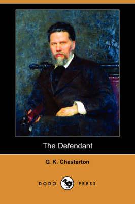 The Defendant (Paperback)