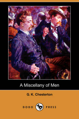 A Miscellany of Men (Dodo Press) (Paperback)