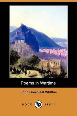 Poems in Wartime (Dodo Press) (Paperback)