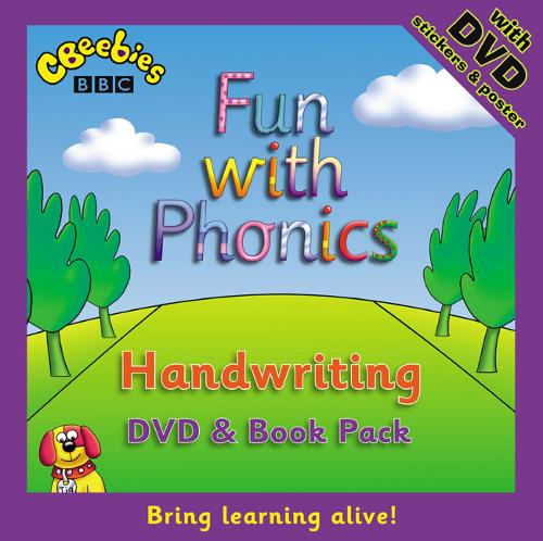 Learn at Home:Fun with Phonics: Handwriting Pack - Watch and Learn