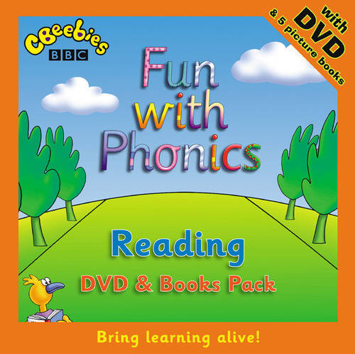 Learn at Home:Fun with Phonics: Reading Pack - Watch and Learn