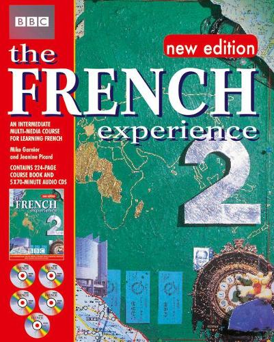 French Experience 2: language pack with cds - French Experience