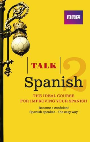 Talk Spanish 2 Book - Talk (Paperback)