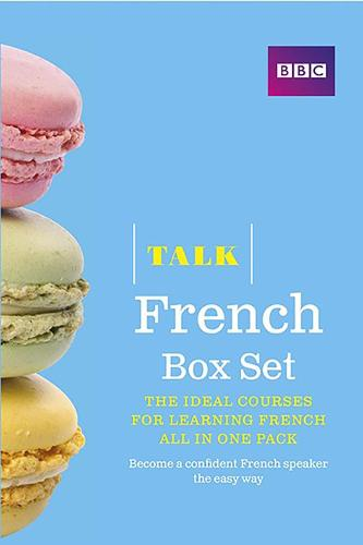 Talk French Box Set (Book/CD Pack): The ideal course for learning French - all in one pack - Talk