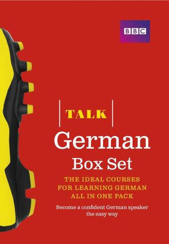 Talk German Box Set (Book/CD Pack): The ideal course for learning German - all in one pack - Talk