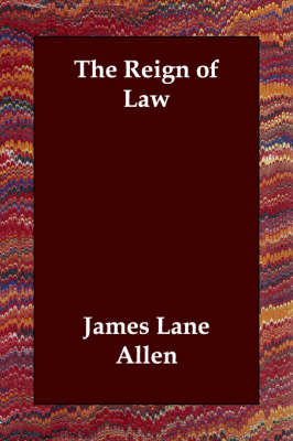 The Reign of Law (Paperback)