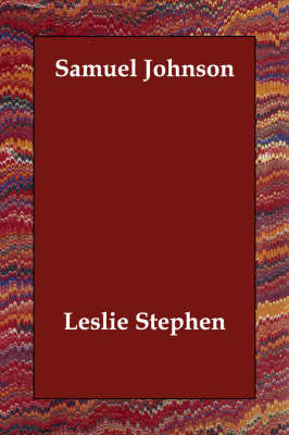 Samuel Johnson (Paperback)