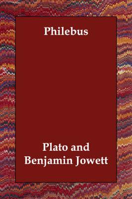 Philebus (Paperback)