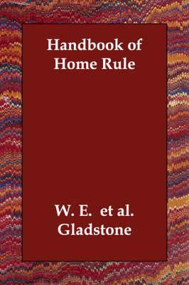 Handbook of Home Rule (Paperback)