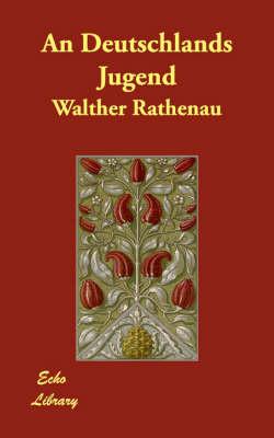 An Deutschlands Jugend (Paperback)