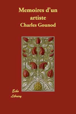 Memoires D'Un Artiste (Paperback)