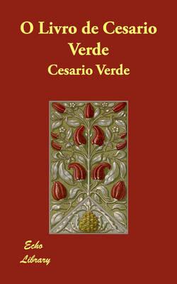 O Livro de Cesario Verde (Paperback)