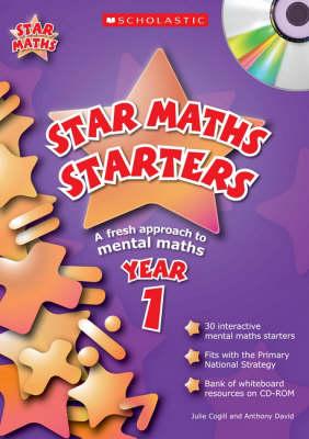 Star Maths Starters Year 1 - Star Maths Starters