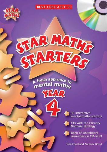 Star Maths Starters Year 4 - Star Maths Starters