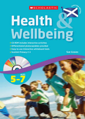 Health and Wellbeing - Scottish Primary 2 to 3 - Health and Wellbeing