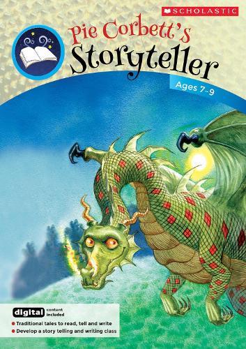 Teacher Book Ages 7-9 - Pie Corbett's Storyteller
