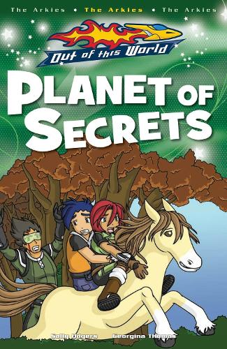 Planet Of Secrets - Out of this World (Paperback)