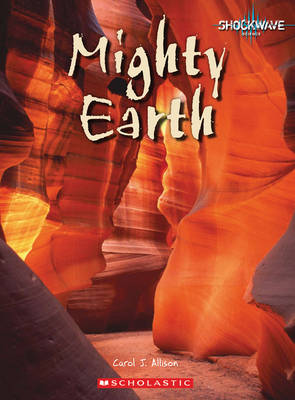 Mighty Earth - Shockwave (Paperback)