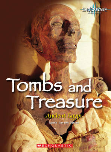 Tombs and Treasure - Shockwave (Paperback)