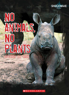 No Animals, No Plants - Shockwave (Paperback)