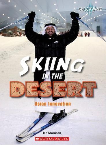 Skiing in the Desert - Shockwave (Paperback)